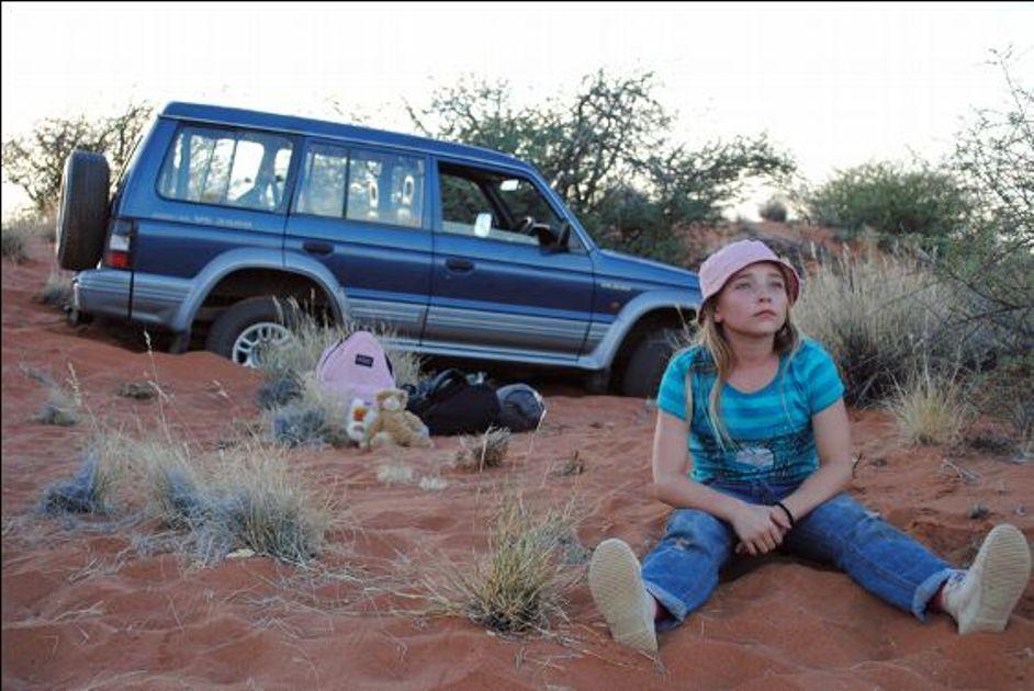 Bijna dood in de Australischewoestijn