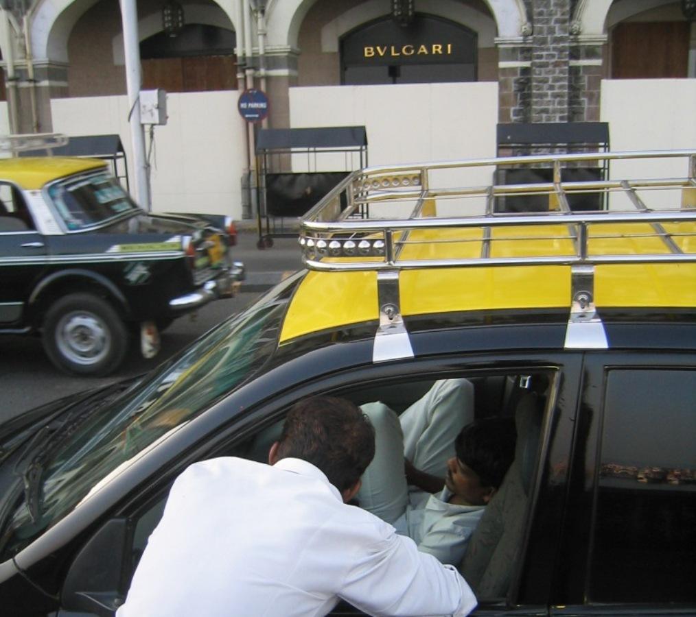 In Mumbai wilde ik ervan genieten(8)