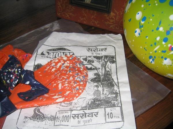 mumbai ballonnetjes