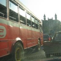 In Mumbai stond ik in de file. En hoe! (2)