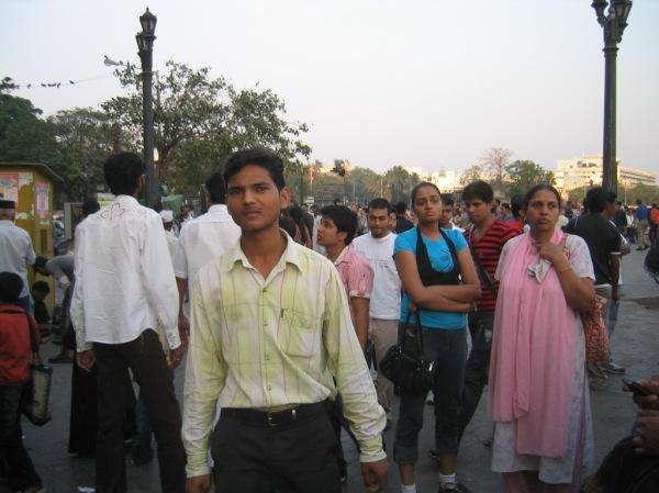 mumbai verbonden mensen