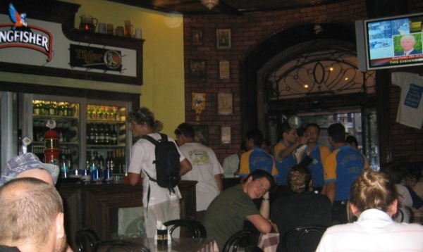 mumbai cafe van binnen