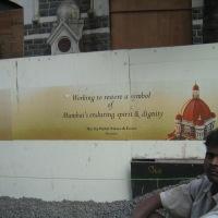 In Mumbai naderde ik een hotel van de achterkant (5)