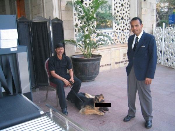 mumbai taj hond met balkje