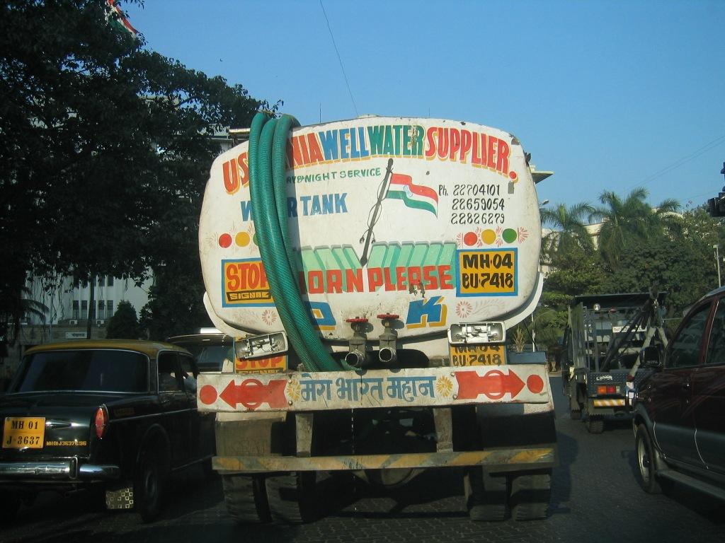 mumbai waterauto