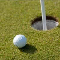 Ik hou nog niet van golfen