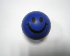 blauw balletje