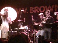 VV Brown Bowery 2010