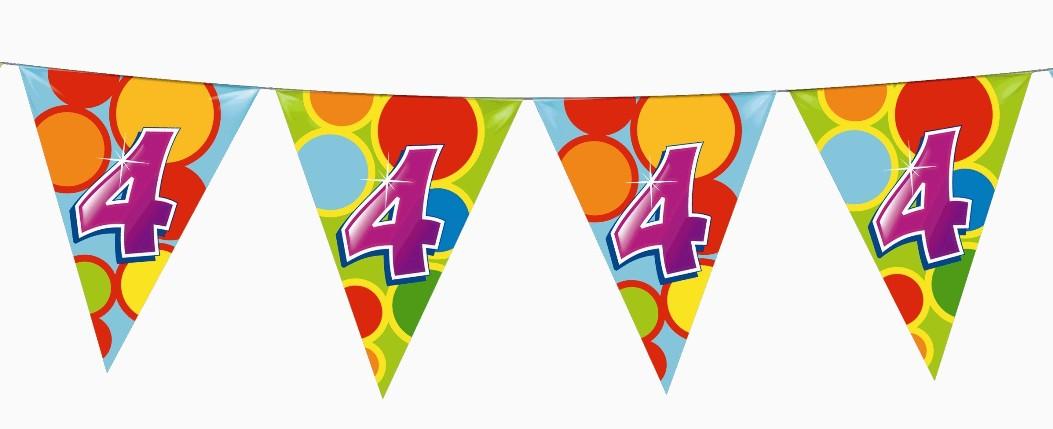 Happy Anniversary en wat statistieken van de laatste vierjaar