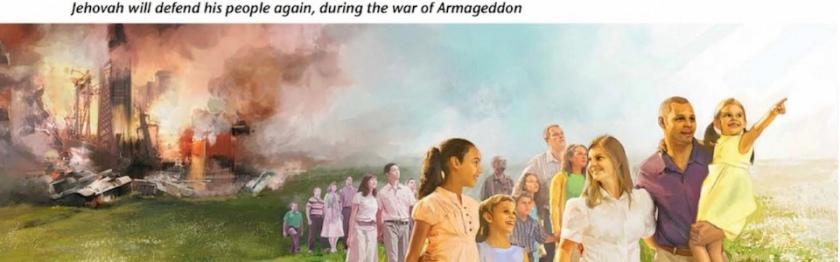 Einde van de Wereld volgens de Wachttoren
