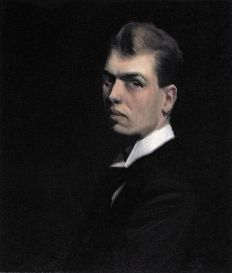 Self portrait by Edward Hopper – Licensed under Public Domain via Wikimedia Commons