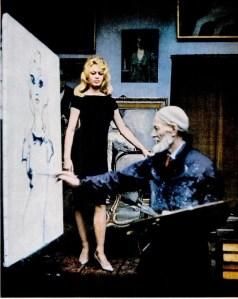 Schotel spinazie met ham - Brigitte Bardot