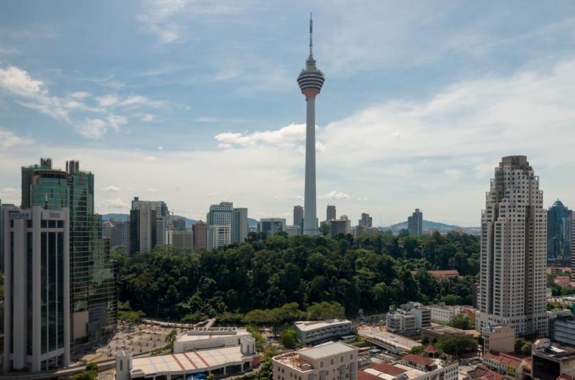 Kuala Lumpur Menara KL Tower Wikimedia Commons