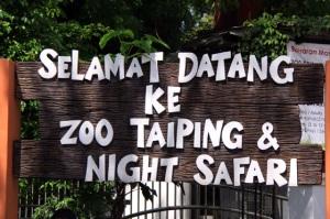 Photo: http://gowhere.my/info/taiping-zoo-and-night-safari/