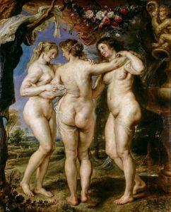 Rubens naakt