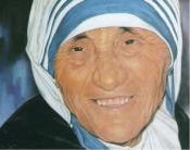 moeder theresa, mooie dag vandaag, paus