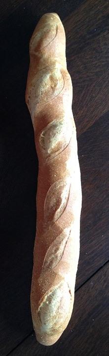 Stokbrood in je billen, erin of eruit?