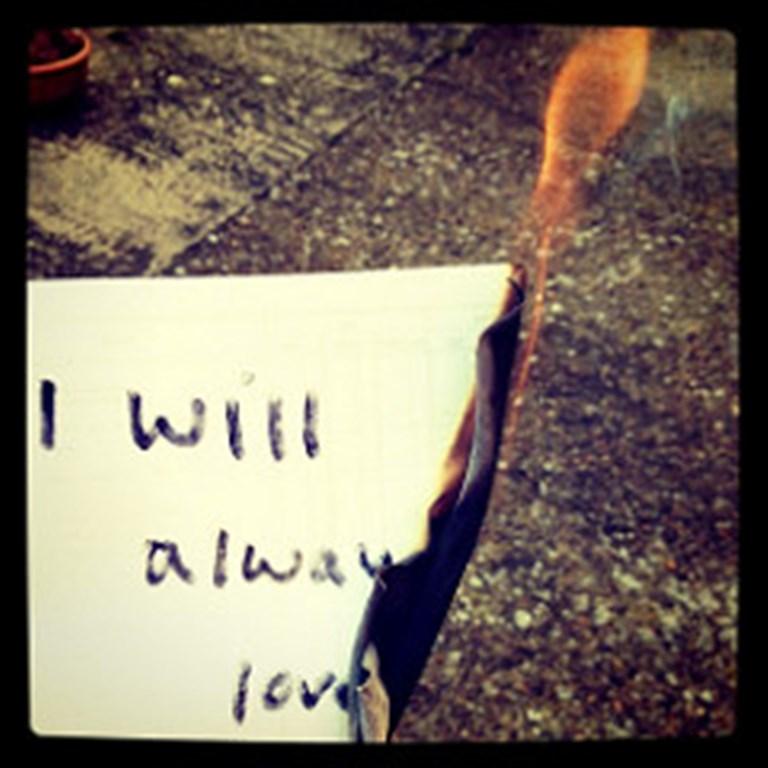Mijn lief eenbrief