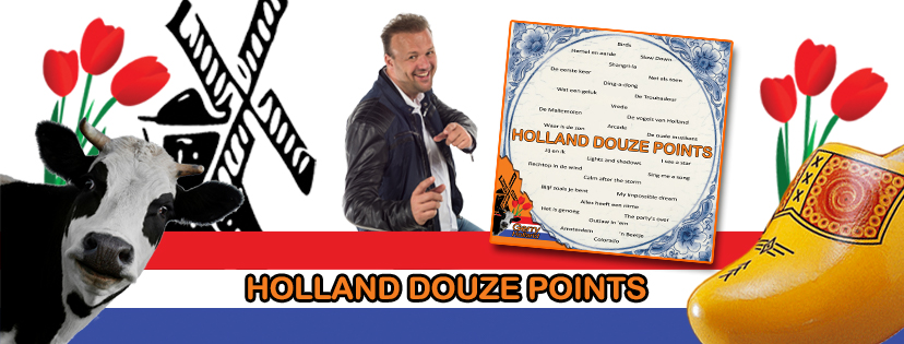 Holland Douze Points CD Hoes